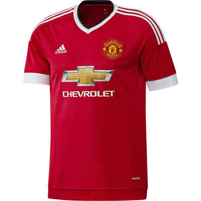 MANCHESTER UNITED HOME SHIRT 2015-16