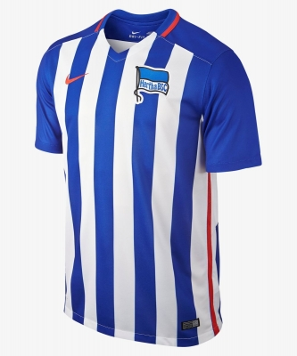HERTHA BERLINO HOME SHIRT 2015-16