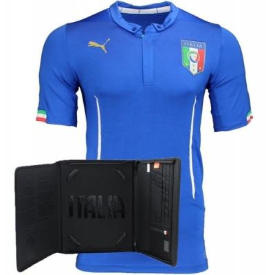 ITALIA FIGC AUTHENTIC MATCH SHIRT 2014 SLIM FIT