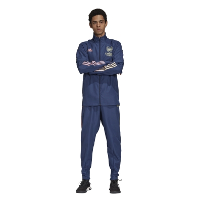 ARSENAL PRESENTATION NAVY TTRACKSUIT 2020-21