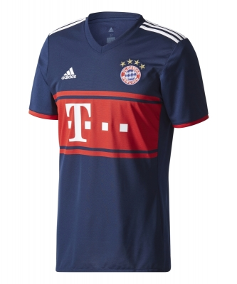 BAYERN MONACO AWAY JUNIOR SHIRT 2017-18