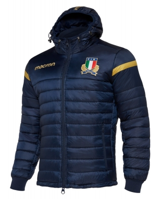 FIR BOMBER IMBOTTITO 2017-18 NAZIONALE RUGBY