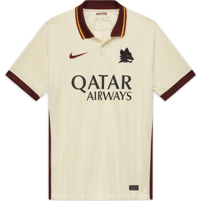 AS ROMA MAGLIA STADIUM AWAY 2020-21