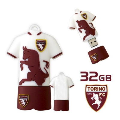 FC TORINO CHIAVETTA PENDRIVE 32GB