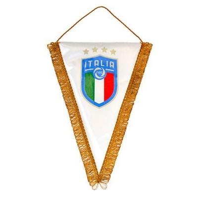 ITALIA FIGC GAGLIARDETTO 28*20CM