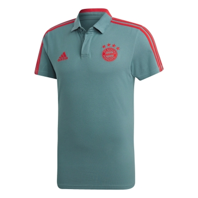 BAYERN MUNICH GREY POLO 2018-19