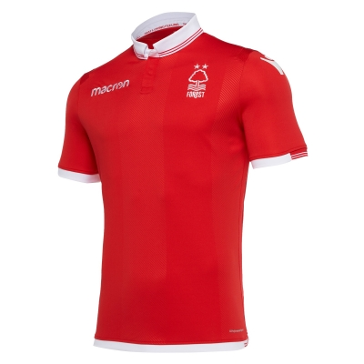 NOTTINGHAM FOREST HOME SHIRT 2018-19