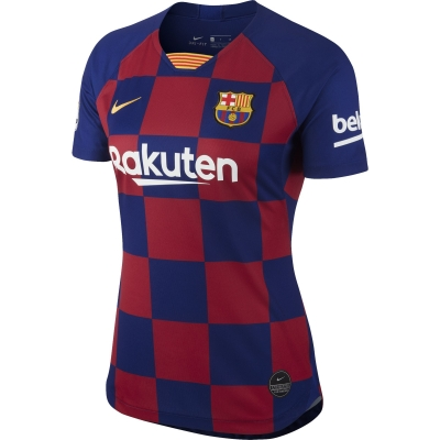 BARCELONA WOMAN HOME SHIRT 2019-20