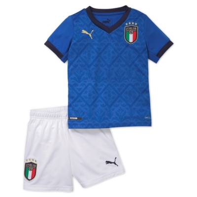 ITALIA FIGC MINIKIT HOME KIT 2-6 years 2020-21