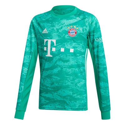 BAYERN MUNICH GOALKEEPER JUNIOR SHIRT 2019-20