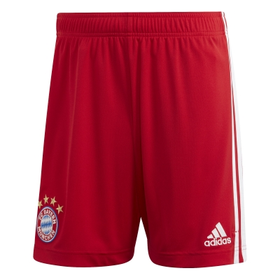 BAYERN MUNICH HOME SHORTS 2020-21