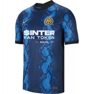 INTER FC JUNIOR HOME SHIRT 2021-22