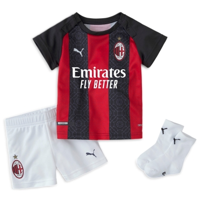 AC MILAN INFANT HOME KIT 2020-21