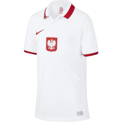 POLAND JUNIOR HOME SHIRT 2020-21