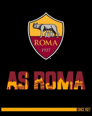 AS ROMA PLAID