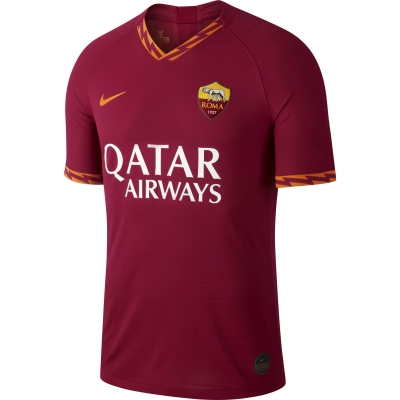 AS ROMA AUTHENTIC MATCH HOME SHIRT 2019-20
