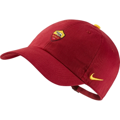 AS ROMA CAPPELLINO HERITAGE86 ROSSO 2018-19