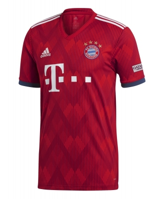 BAYERN MUNICH JUNIOR HOME SHIRT 2018-19