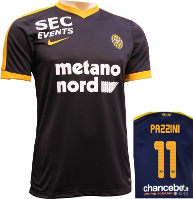 HELLAS VERONA PAZZINI HOME SHIRT 2017-18