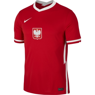 POLAND AWAY RED SHIRT 2020-21