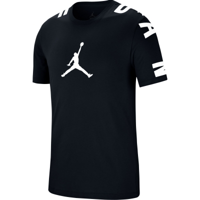 JORDAN STRETCH 23 BLACK T-SHIRT