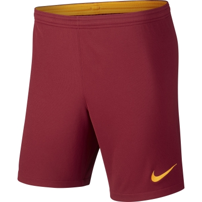 AS ROMA PANTALONCINI AWAY ROSSI 2019-20