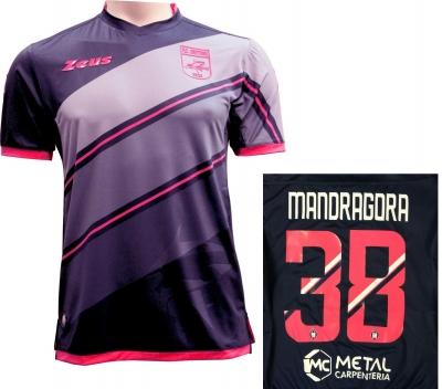 CROTONE MAGLIA MANDRAGORA 3RD 2017-18