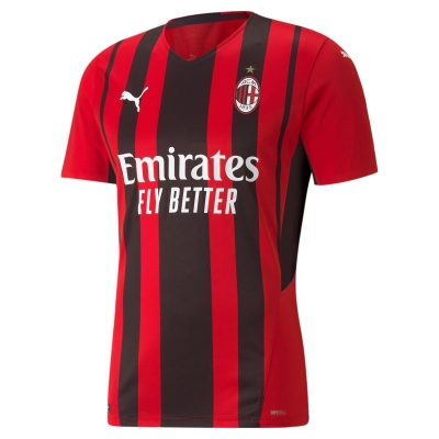 AC MILAN MATCH HOME SHIRT 2021-22