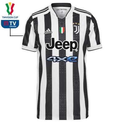 JUVENTUS COPPA ITALIA FINAL SHIRT 2020-21