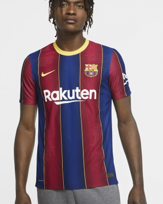 BARCELONA VAPOR MATCH HOME SHIRT 2020-21