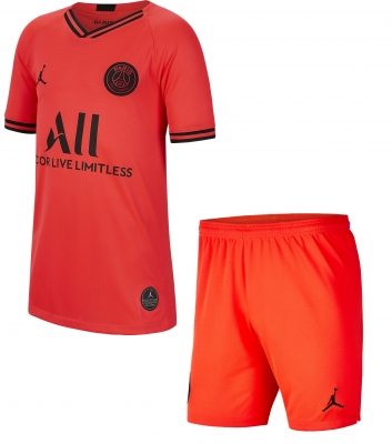 PSG AWAY JORDAN JUNIOR KIT 2019-20