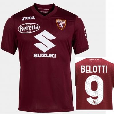 FC TORINO MAGLIA BELOTTI HOME 2021-22