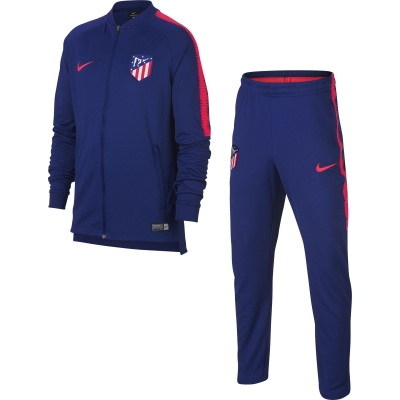 ATLETICO MADRID JUNIOR TRACKSUIT 2018-19