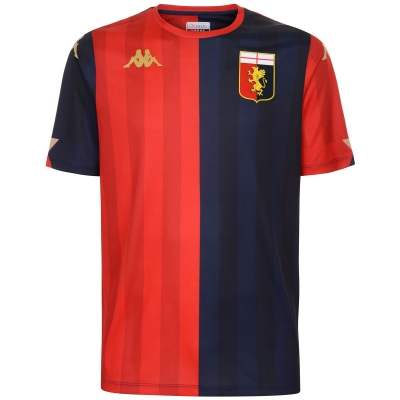 GENOA FAN HOME SHIRT 2020-21