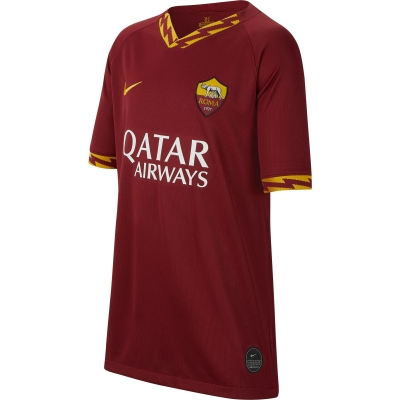 AS ROMA JUNIOR HOME SHIRT 2019-20