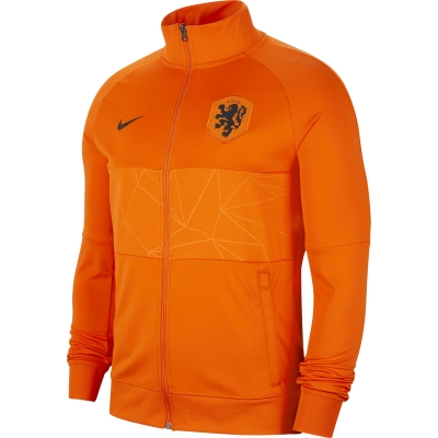 NETHERLANDS I96 PRESENTATION ORANGE JACKET 2020-21
