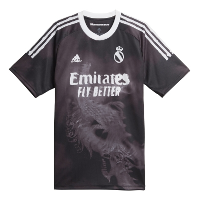 REAL MADRID MAGLIA HUMAN RACE 2020-21 Pharrell Williams