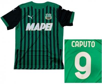 SASSUOLO CAPUTO JUNIOR HOME SHIRT 2020-21