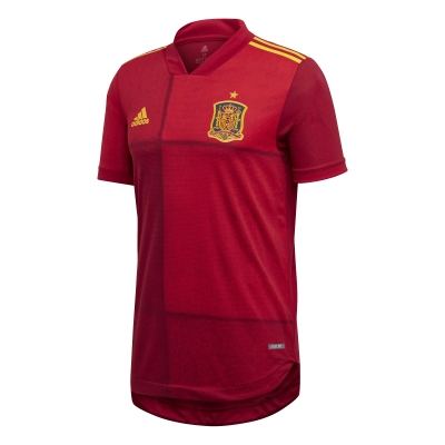 SPAIN CLIMACHILL AUTHENTIC HOME SHIRT 2019-21