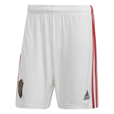 MANCHESTER UNITED HOME SHORTS 2019-20