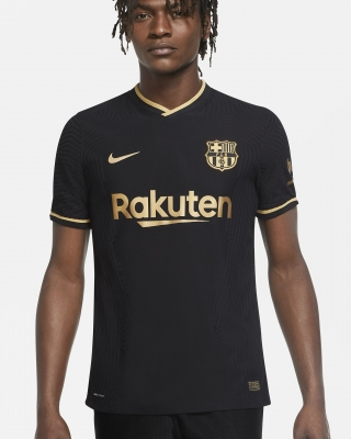 BARCELONA AWAY VAPOR SHIRT 2020-21