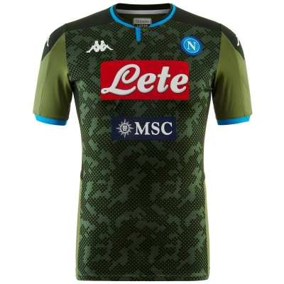 SSC NAPOLI AUTHENTIC MATCH AWAY SHIRT 2019-20