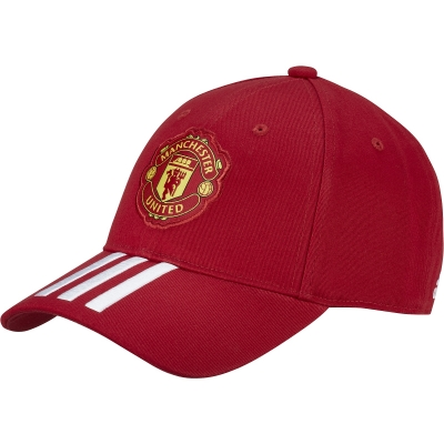 MANCHESTER UNITED RED CAP 2020-21