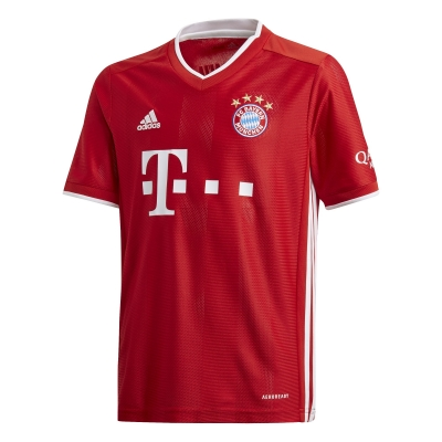 BAYERN MUNICH JUNIOR HOME SHIRT 2020-21