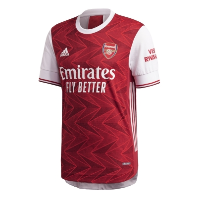 ARSENAL AUTHENTIC MATCH HOME SHIRT 2020-21