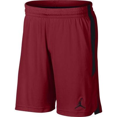 JORDAN ALPHA TRAINING RED SHORTS