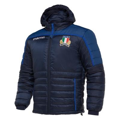 FIR ITALIA RUGBY DOWN JACKET 2018-19