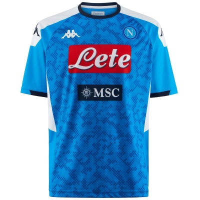 SSC NAPOLI REPLICA HOME JERSEY 2019-20