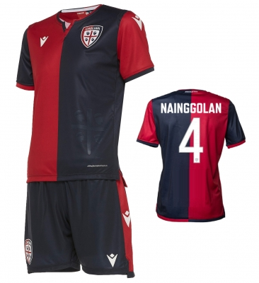 CAGLIARI NAINGGOLAN JUNIOR HOME KIT 2019-20