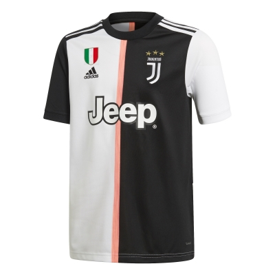 JUVENTUS JUNIOR HOME SHIRT 2019-20